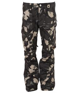 Analog Anthem Snowboard Pants Drunk Camo