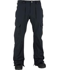 Analog Anthem Snowboard Pants True Black