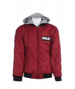 Analog Arena Jacket Boiler Red Mens