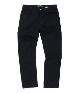 Analog Arto Jeans Pitch Black