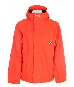 Analog Asset Snowboard Jacket Blazing Orange Mens