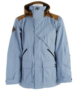 Analog Asset Snowboard Jacket Mineral Blue/Adobe
