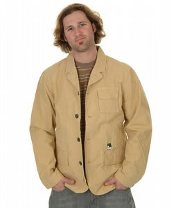Analog Auger Snowboard Jacket Duck