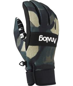 Analog Avatar Gloves Drunk Camo
