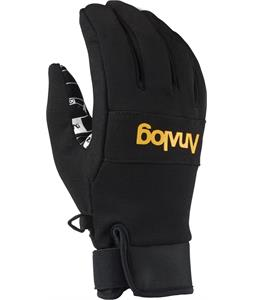 Analog Avatar Gloves True Black