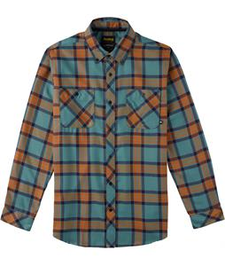 Analog Balance Flannel Atlantic Blue