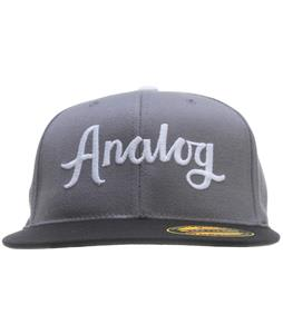Analog Benefit Flex Fit Cap Grey