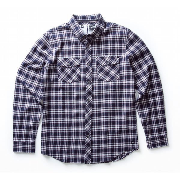 Analog Big Time L/S Flannel Shirt