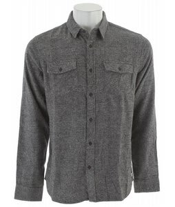 Analog Bixby Flannel Heather Grey