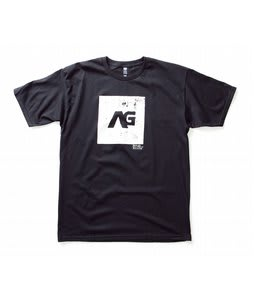 Analog Blocker Basic T-Shirt Black