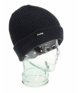 Analog Beanie Navy