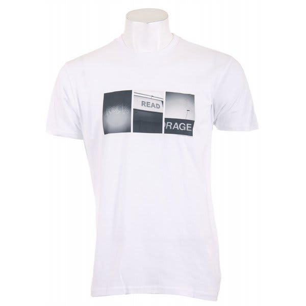 Analog Pla Bob K Fitted T-Shirt