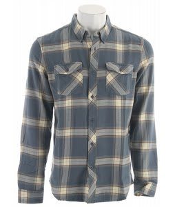 Analog Brody L/S Flannel Cadet Blue