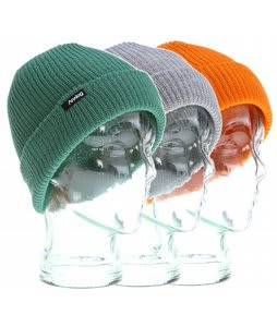 Analog Burglar 3 Pack Beanies Green/Brown/Orange