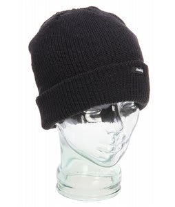 Analog Burglar Beanie Black