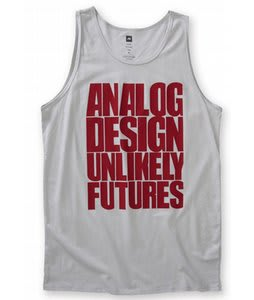 Analog Chopping Block Tank Top