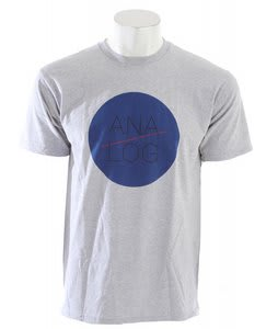 Analog Clean T-Shirt Athletic Heather