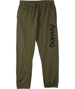Analog Company Pants Moss Green