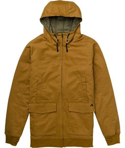 Analog Condition Jacket Leather Brown