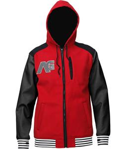 Analog Conference Jacket Red Rock