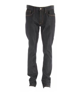 Analog Creeper Jeans Raw Indigo