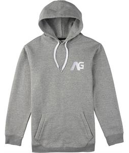 Analog Crux Hoodie Heather Grey