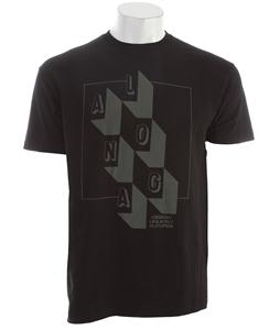 Analog Digi T-Shirt Black