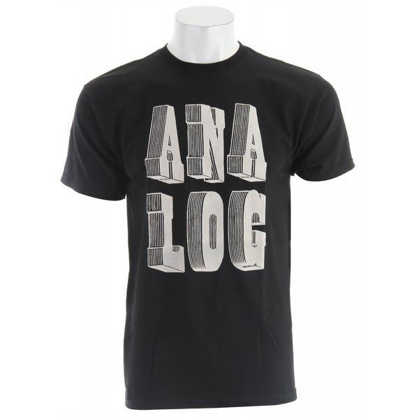 Analog Dimension Basic T-Shirt