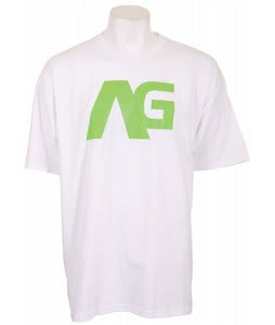 Analog Energy Fitted T-Shirt Optic