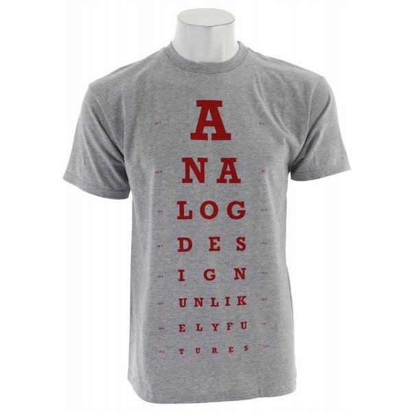 Analog Eye Chart T-Shirt