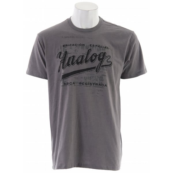 Analog Fabrica Fitted T-Shirt