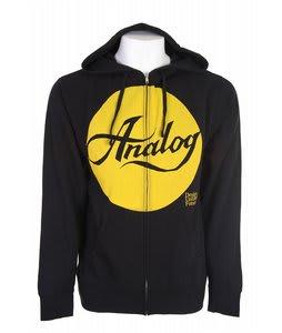 Analog Flowbee Full Zip Hoodie