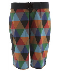 Analog Fraction Boardshorts Marine