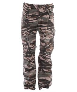 Analog Freedom Snowboard Pants Wind Camo