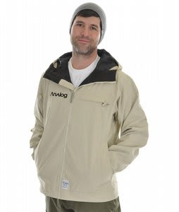 Analog Ak Garage Snowboard Jacket Stone