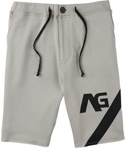 Analog Gave Up Shorts Heather Grey