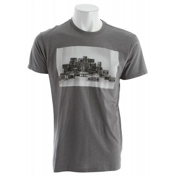 Analog Ghetto Blasters T-Shirt