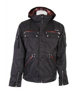 Analog Glasgow Snowboard Jacket True Black