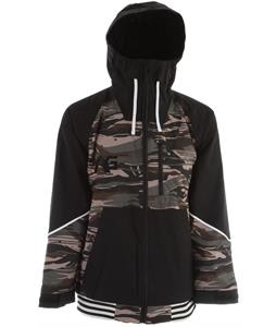 Analog Greed Snowboard Jacket Wind Camo/True Black