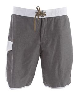 Analog Hammer Boardshorts Faded Black