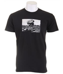 Analog Hmbg Eyes Fitted T-Shirt True Black