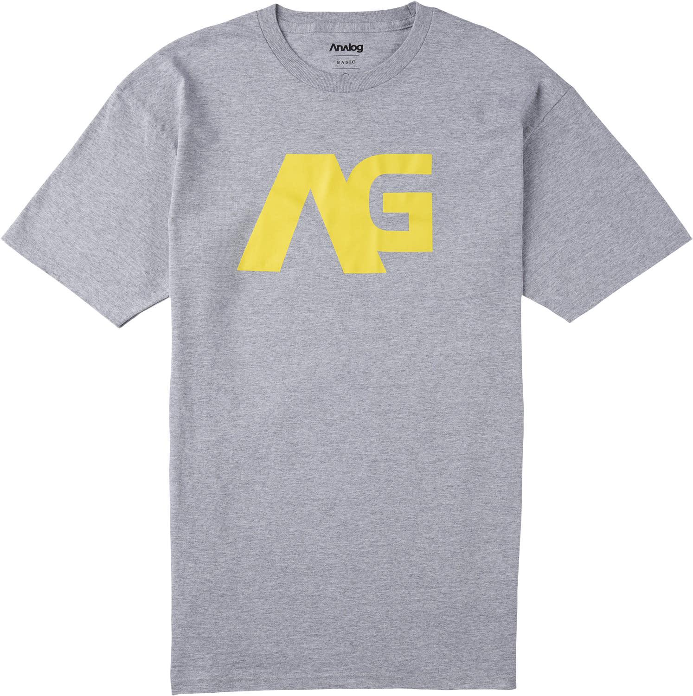 Analog Icon T-Shirt an3ico06bk15zz-analog-t-shirts