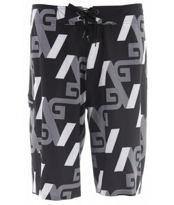 Analog Iconic II Boardshorts True Black