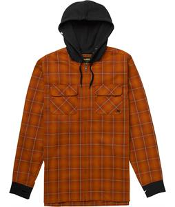 Analog Integrate Flannel Red Ochre
