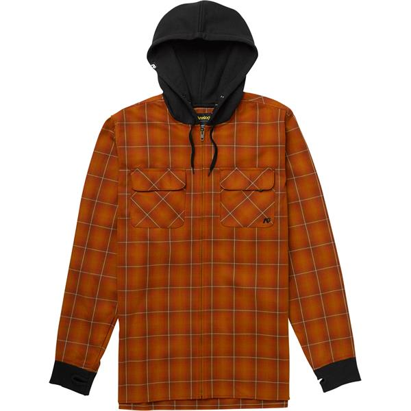 Analog Integrate Flannel