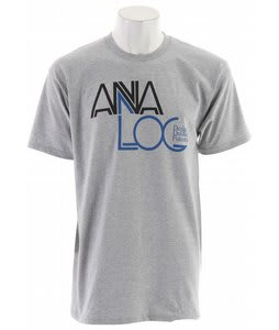 Analog Interchange Basic Athletic Heather