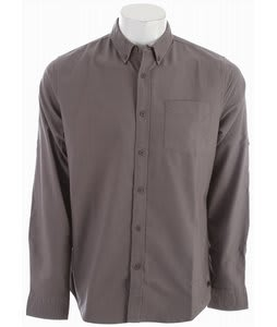 Analog Kenton Shirt Grey