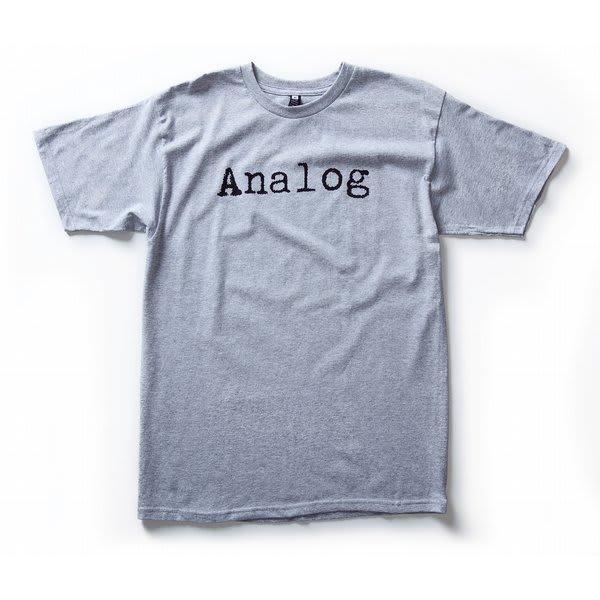 Analog Key Top Basic T-Shirt