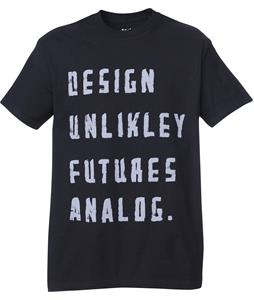 Analog Large Type T-Shirt