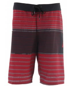 Analog Locked Down Boardshorts Ketchup